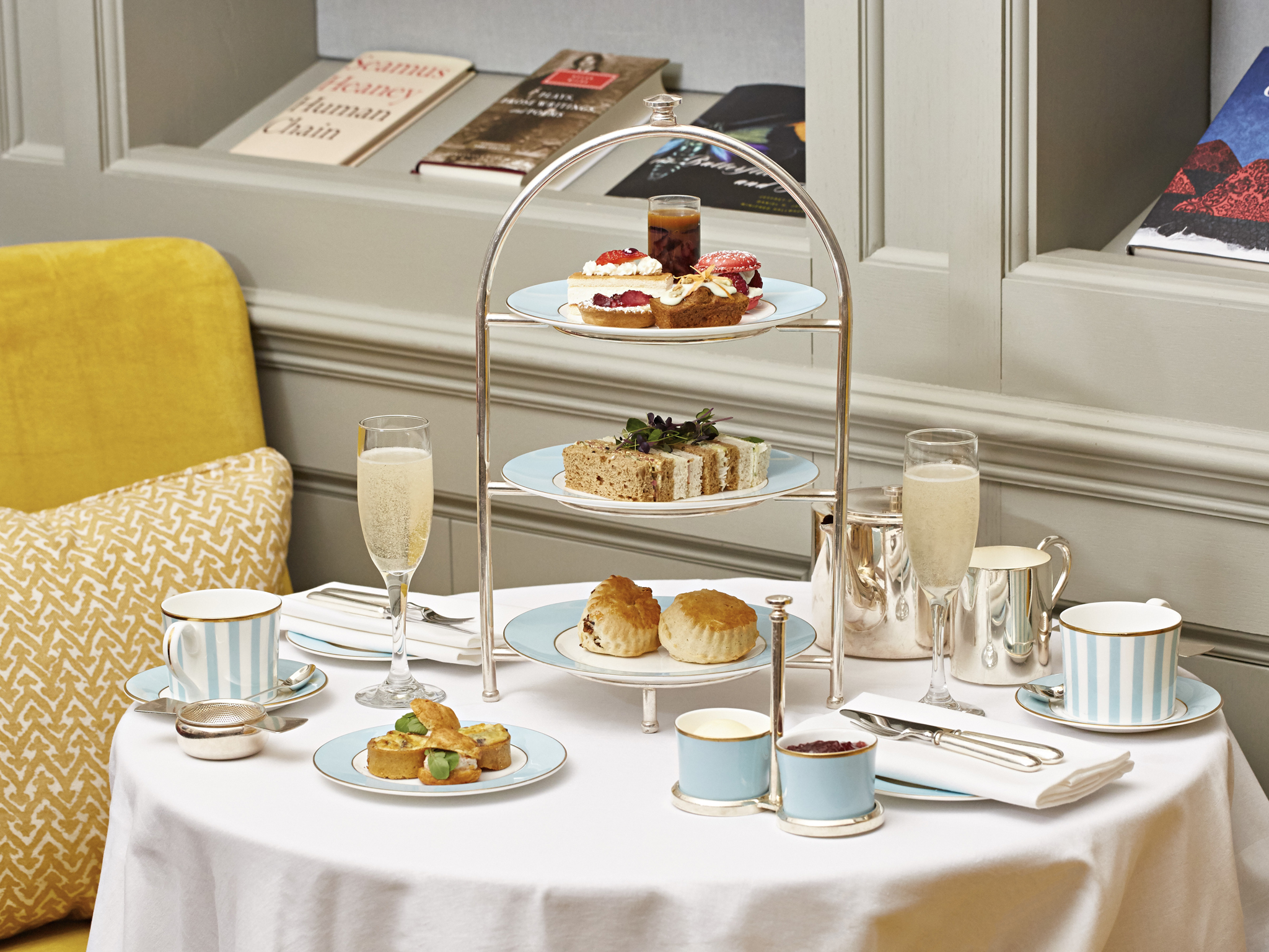 Tale as Old as Time Afternoon Tea at Town House