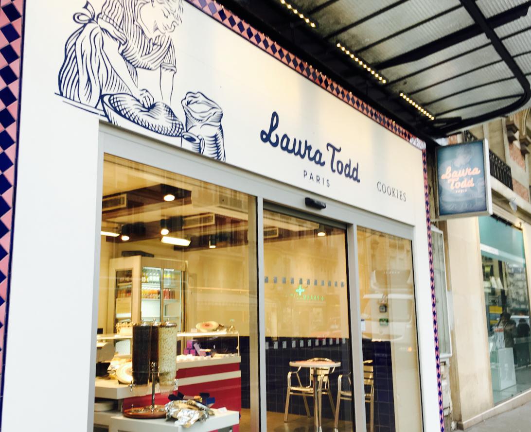 Shopping ● Laura Todd