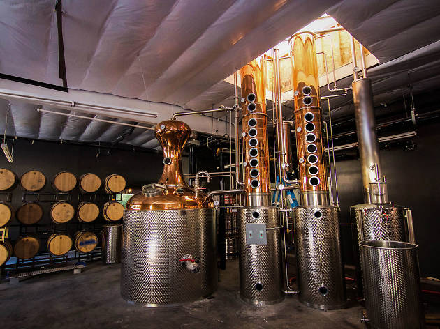 Our guide to distilleries in Los Angeles