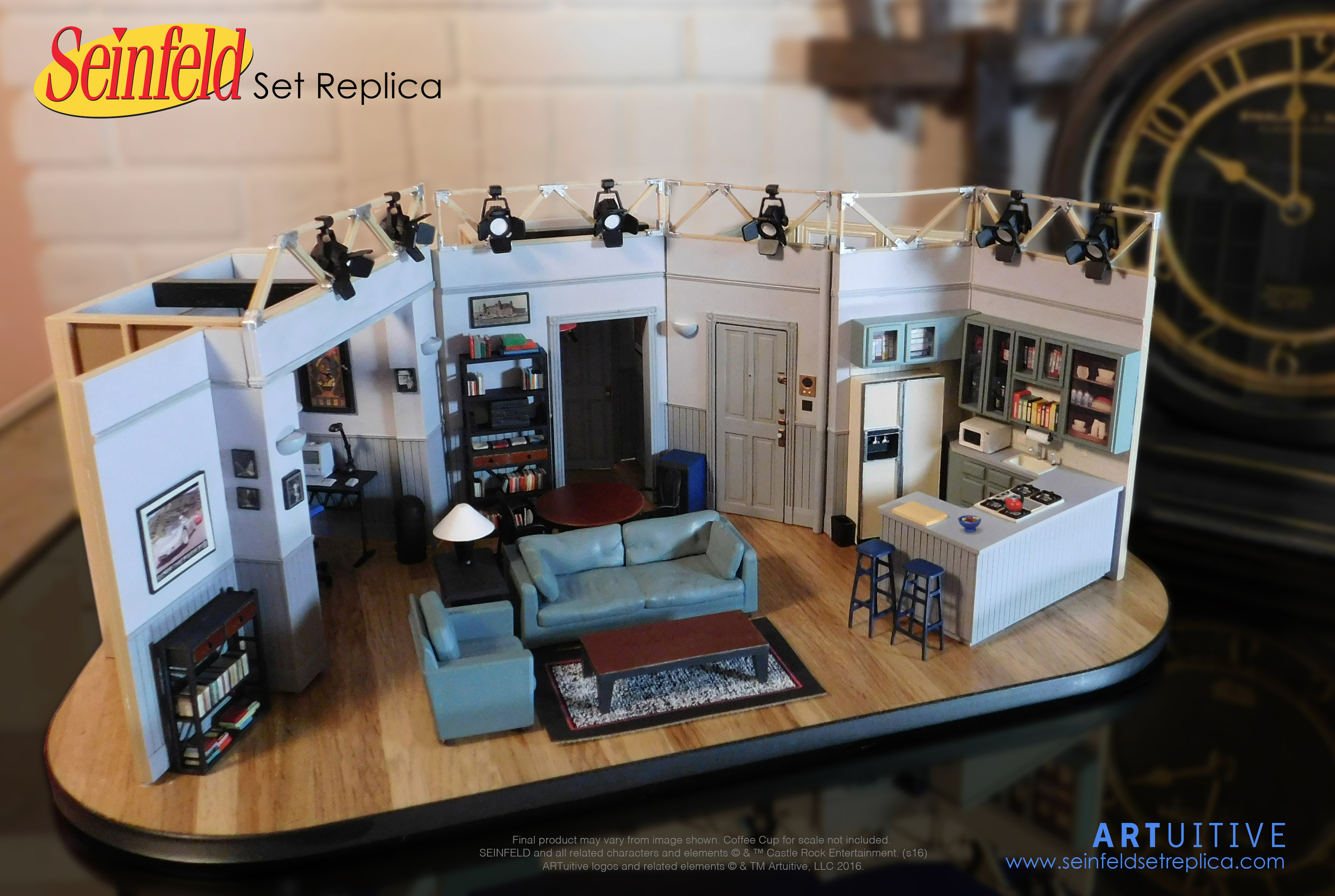 You can buy a tiny seinfeld apartment for a mere 400 - Can you buy an apartment ...