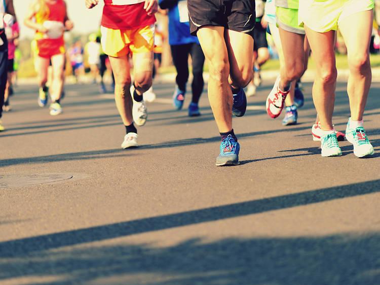 Medio Maratón Ruta de los Muertos