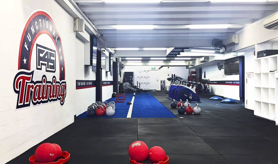 F45 Training Amoy Street