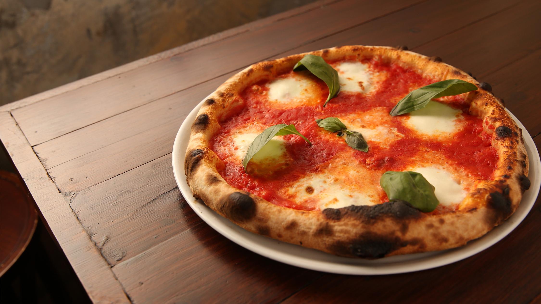 Pizza 1 at Vacanza