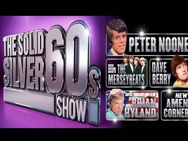 The Solid Silver 60s Show