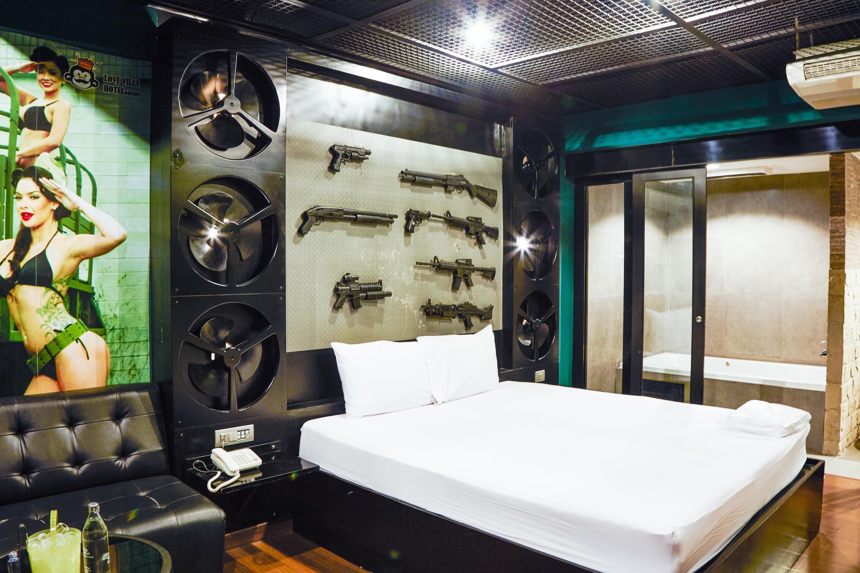 Love Villa Hotel