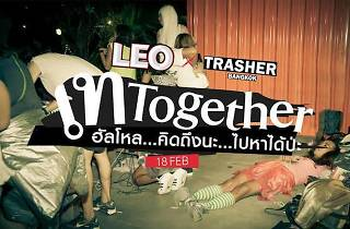 Trasher: Tay Together