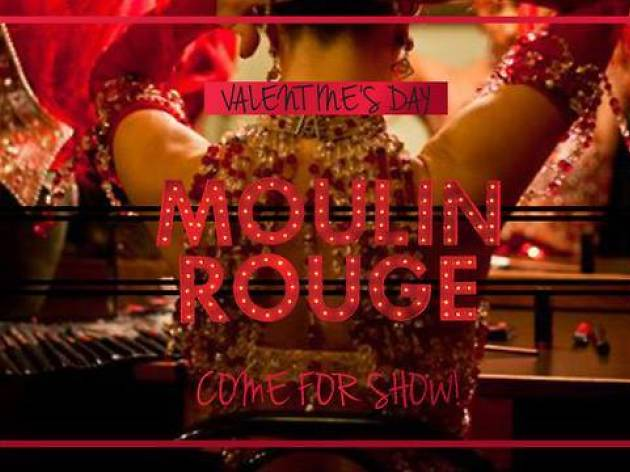 Moulin Rouge Party