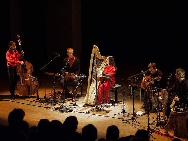 HKAF: Arianna Savall & Petter Udland Johansen - Ensemble Hirundo Maris