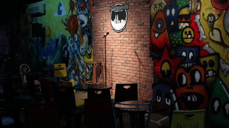 Where to watch comedy in KL