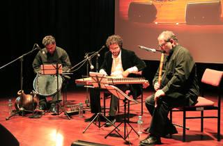 HKAF: World Music Weekend - Kudsi Erguner Trio