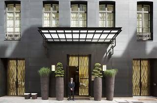 Hotel Marignan Champs Elysees