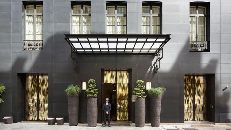 Marignan hôtel