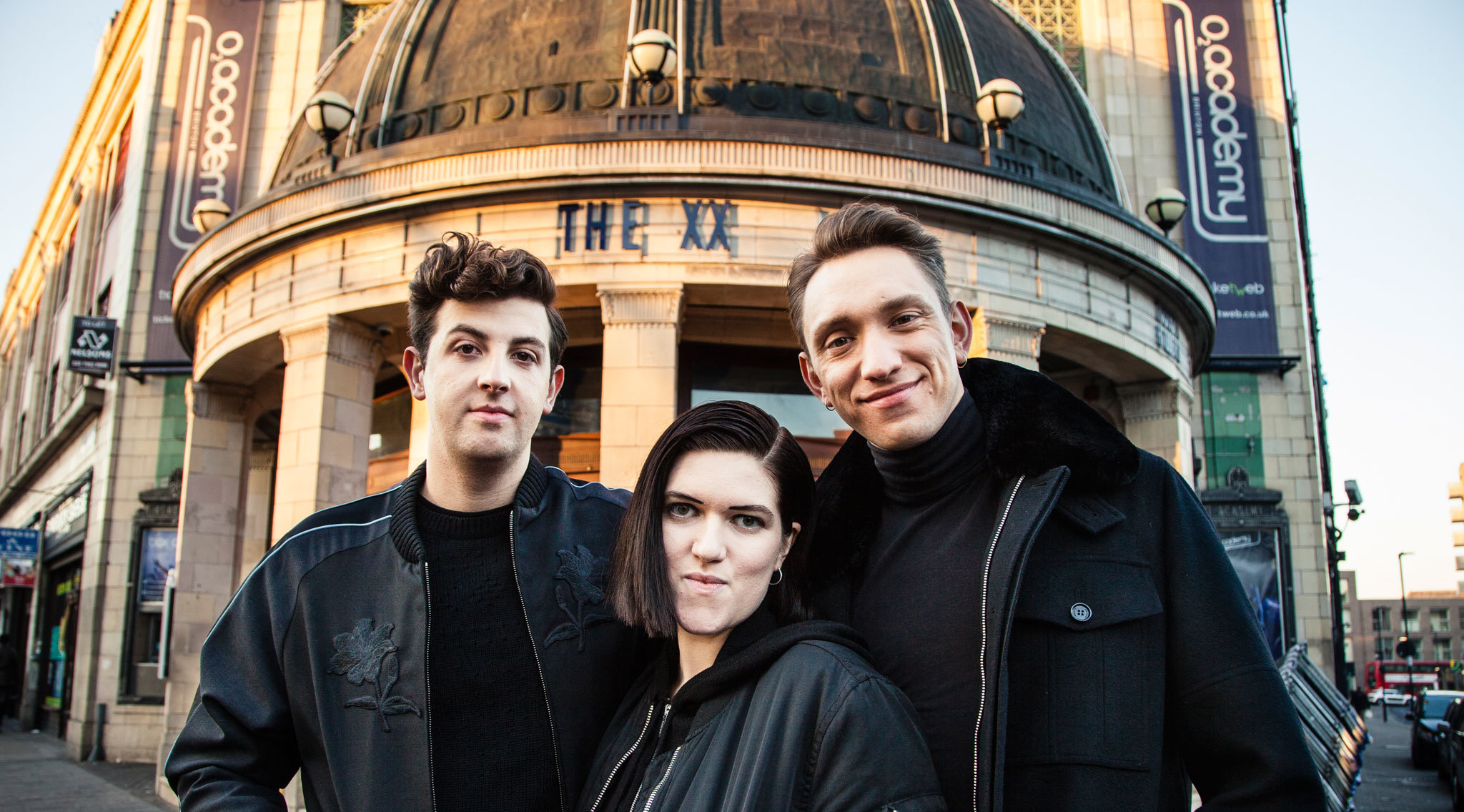 The xx: 'London inspires us to make music'