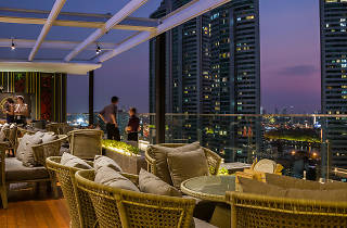 Sky on 20 at Novotel Sukhumvit 20
