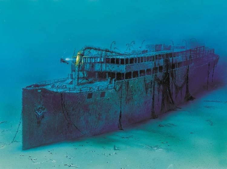 Visit the Adriatic Titanic