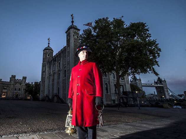 Beefeater – Alan Kingshott, Chief Yeoman Warder at the Tower of London