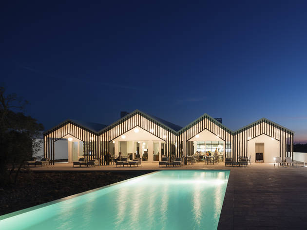 The best hotels in Alentejo coast