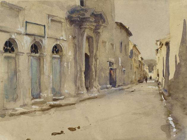 Sargent: The Watercolours