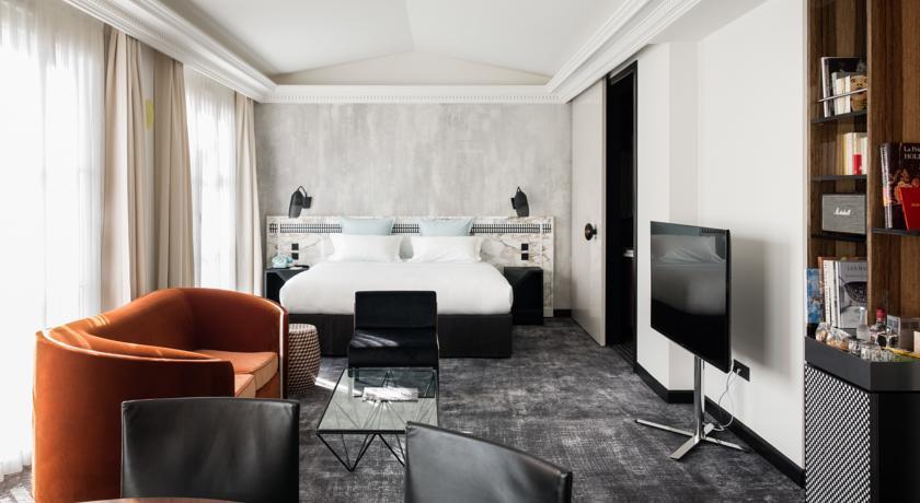 Hôtel Les Bains Paris