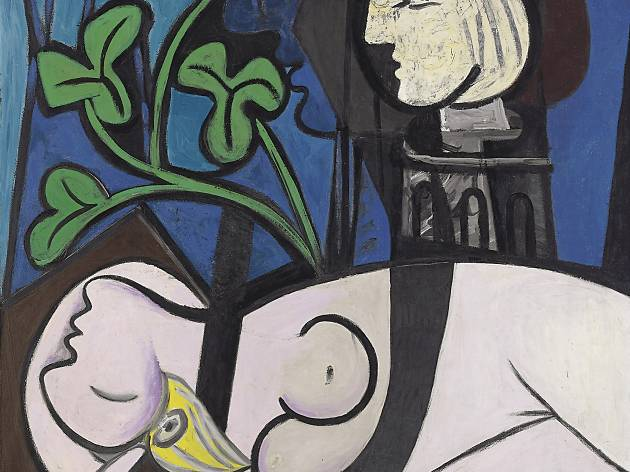 'Nude, Green Leaves and Bust', 1932, by Pablo Picasso