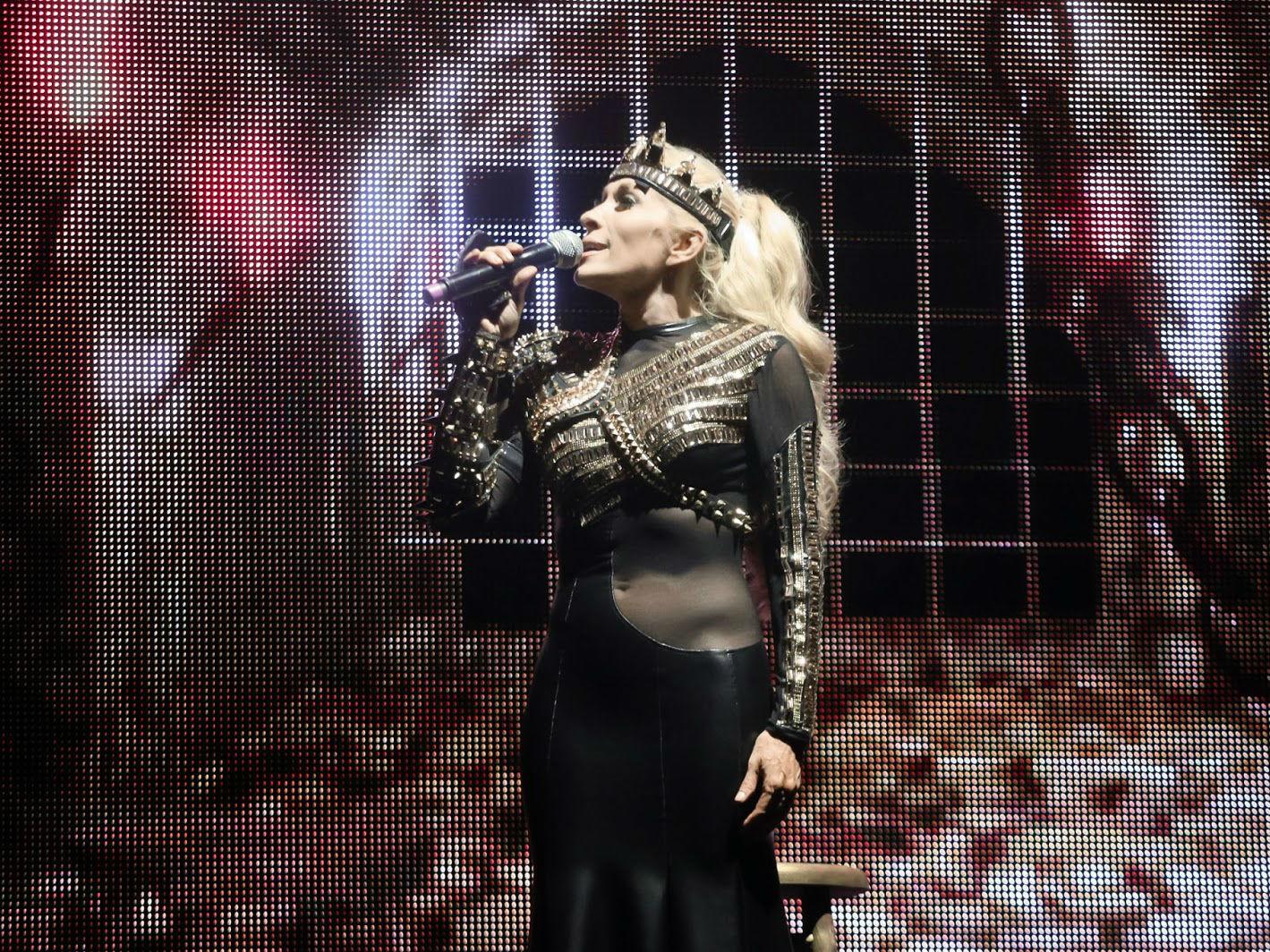 Yuri en el Auditorio Nacional