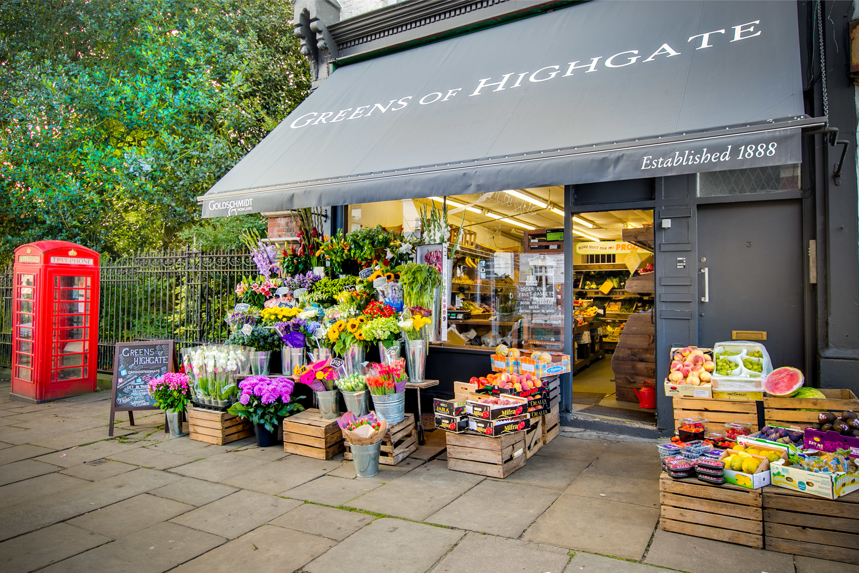Shop: Greens of Highgate