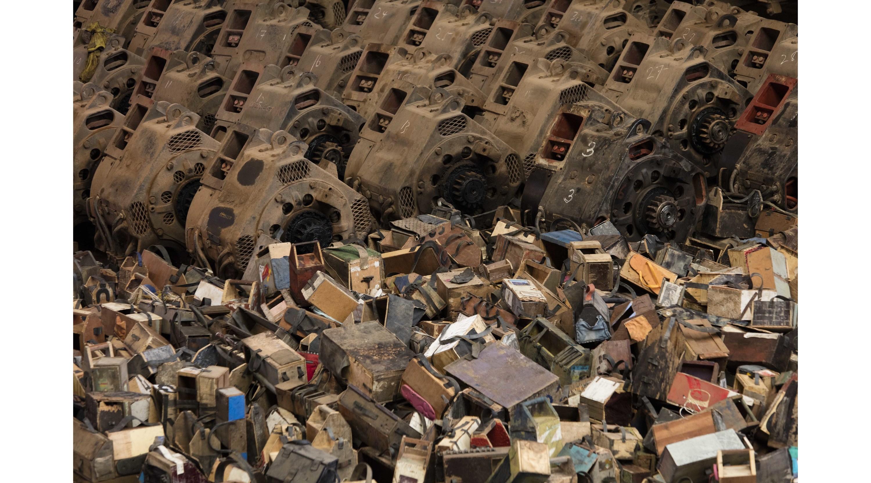 Ibrahim Mahama: Fragments