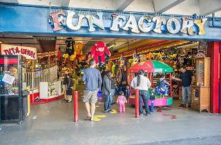 Redondo Beach City council has voted against fun; the pier's Fun Factory to be closed