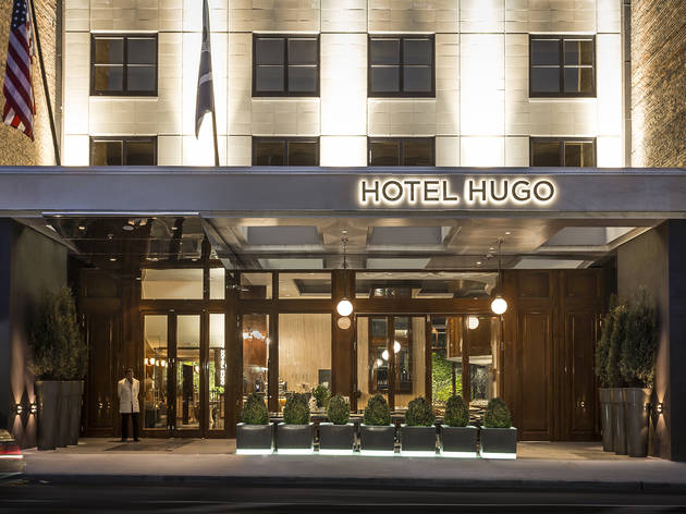 (Photograph: Courtesy Hotel Hugo)