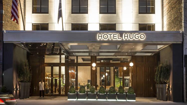 Photograph: Courtesy Hotel Hugo