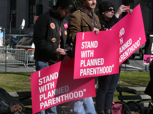 Here are some ways that you can help Planned Parenthood right now