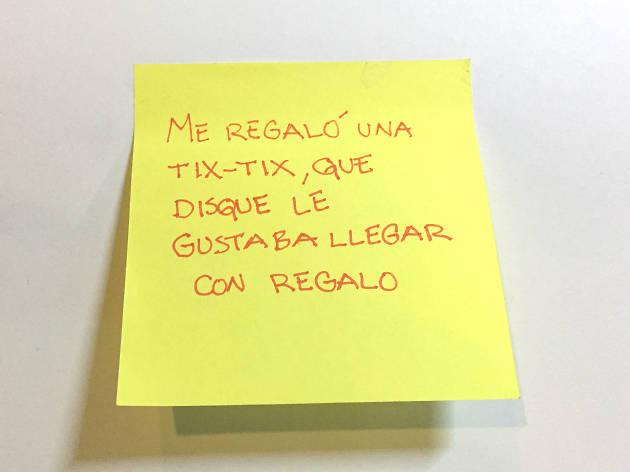 Confesiones de post-it: ¿Cuál ha sido tu peor cita?