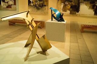 Pintura, escultura y grabado de Manuel Felguérez
