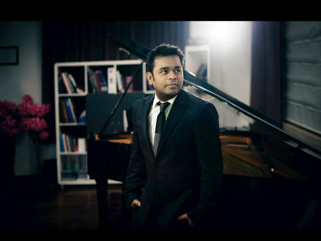 AR Rahman 2016 courtesy Arts Centre Melbourne for Asia TOPA 2017
