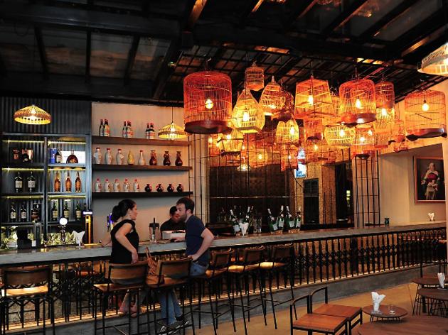 Pampas Steakhouse at Old Malaya