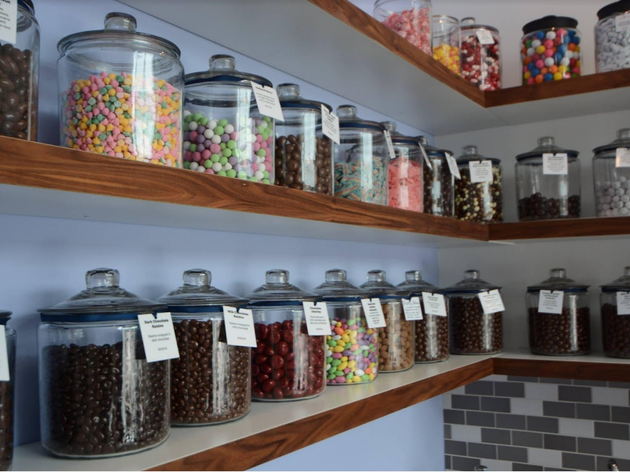 The best candy stores in San Francisco