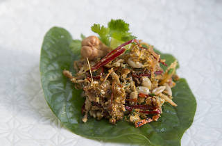 Vegan Thai Dinner