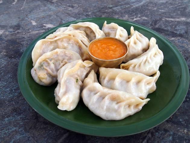 Nepalese dumplings