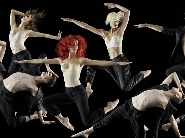HKAF: Les Ballets Jazz de Montreal
