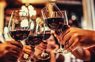 Generic wine photo - istock