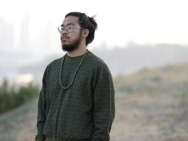 "TRAP SOUL -Mndsgn ""Body Wash"" Album Release Tour-"