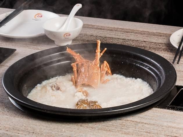 DZH Seafood Saunaboat