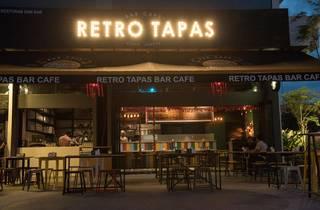 Retro Tapas Bar Café