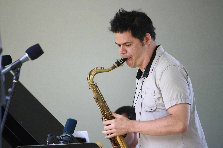Andreu Zaragoza 5et Feat. Seamus Blake