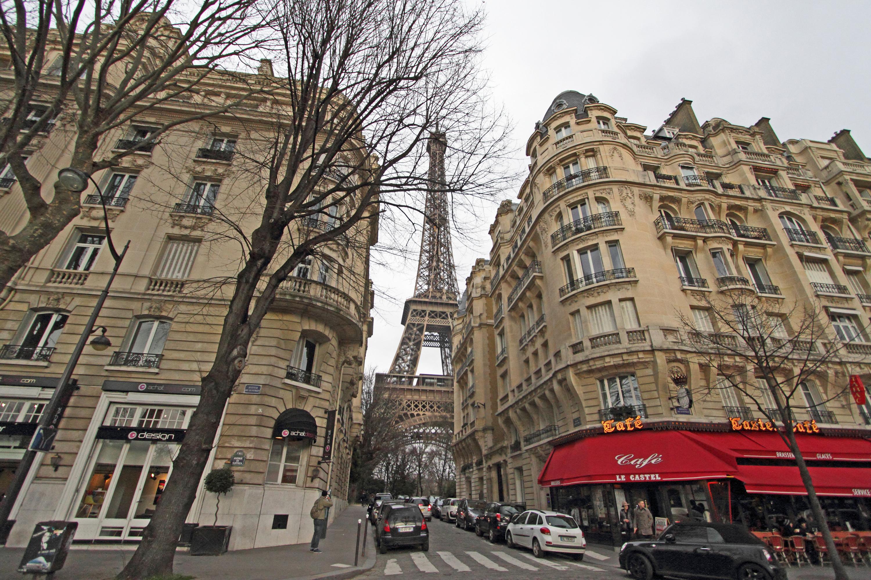 Porta de embarque Time Out: Paris