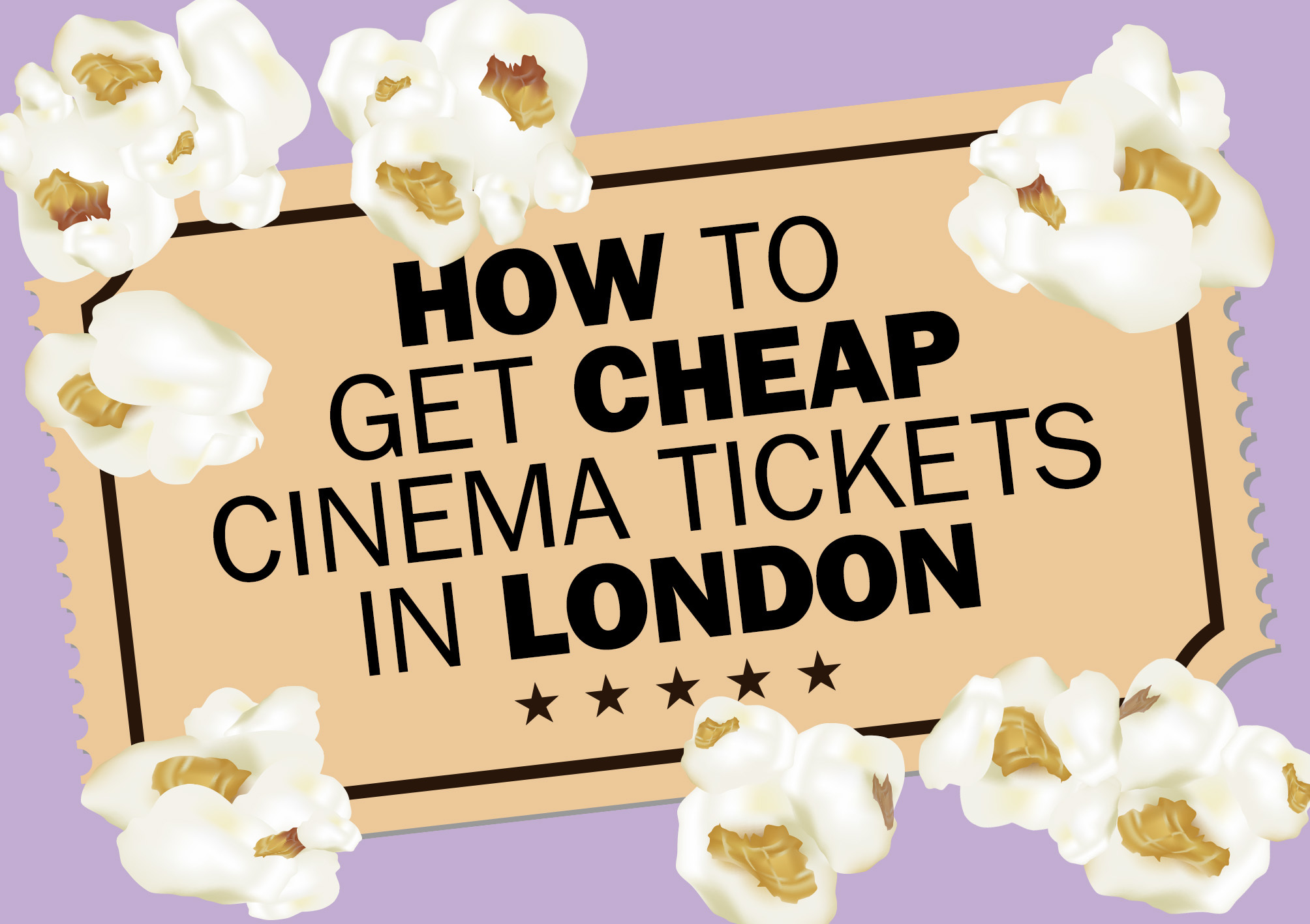 How to get cheap cinema tickets in London - Time Out