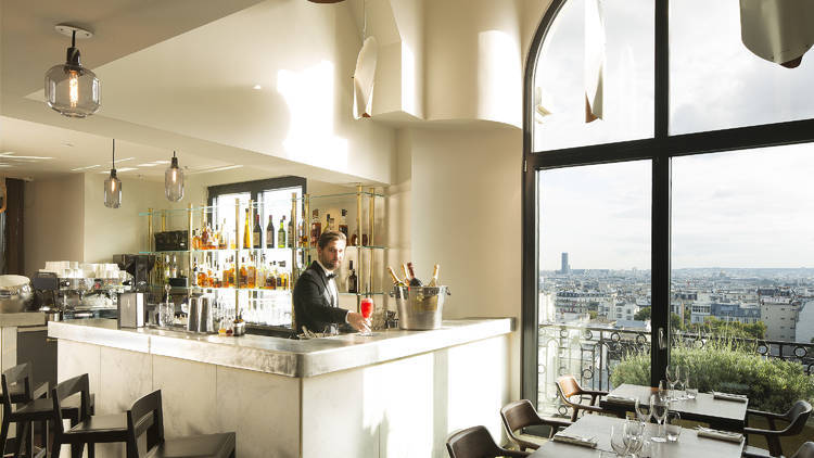 The best hotel bars in Paris