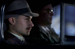 Gael García Bernal en Neruda