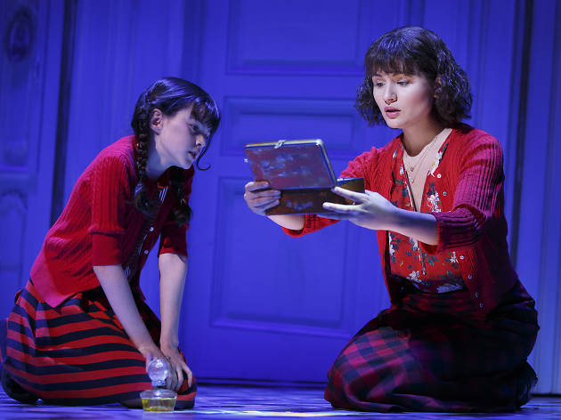 Get a first look at the new musical Amelie coming to Broadway