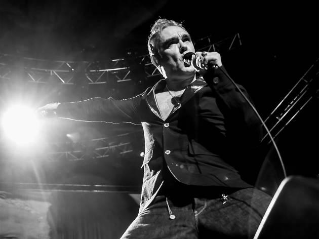 Morrissey regresa a la Ciudad de México